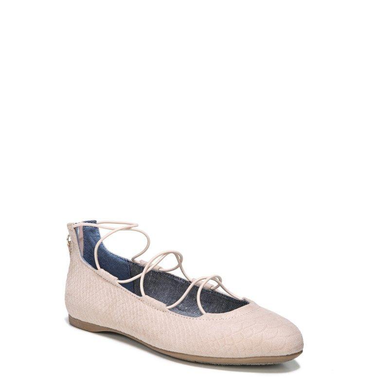 Dr. Scholl s Women s Glory Memory Foam Flat Shoes (Blush Micro Snake) 140f44d8918