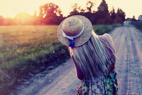 I'm not a stop along the way, I'm a destination.