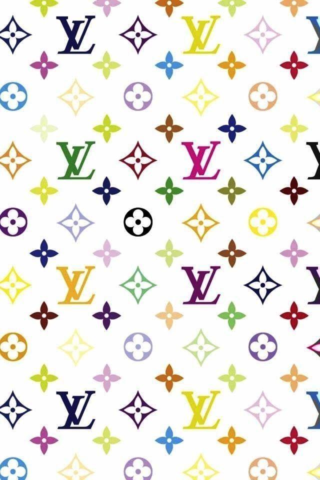 Louis Vuitton Logo Louis Vuitton Iphone Wallpaper Iphone
