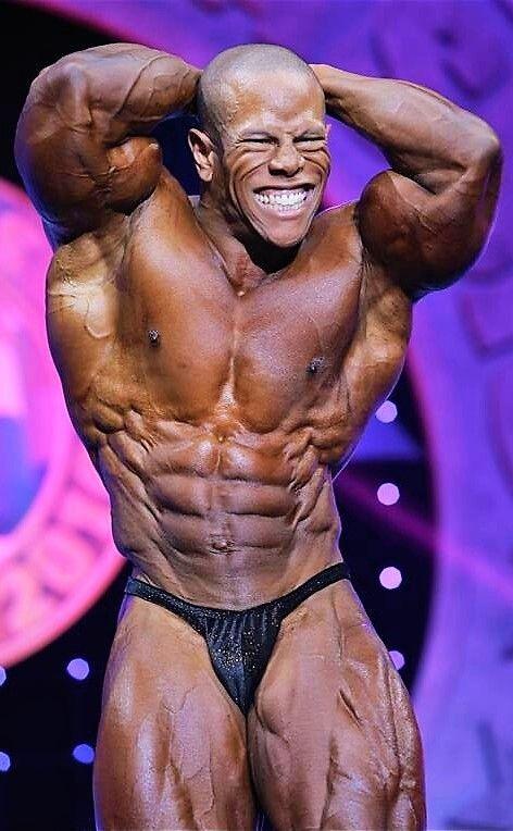 2014 David Henry Usa 24 February 1975 Height 5 Foot 5 165 Cm Olympia Fitness Mr Olympia Joe Weider