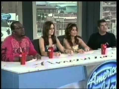 Video Danny Gokey Audition American Idol 2009 This Is American