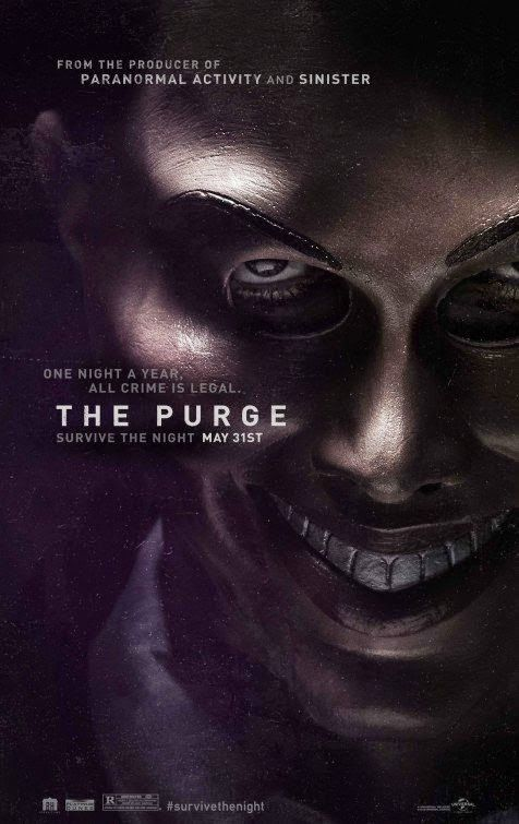 The Purge Review By: Eman's Movie Reviews