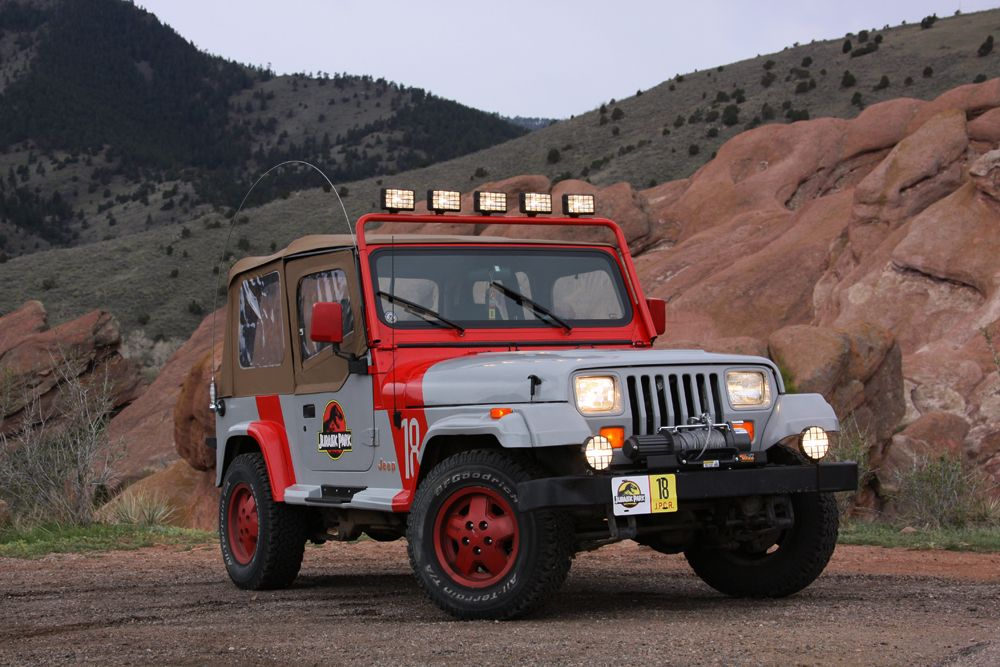 jurassic park jeep google search cool stuff jeep jurassic park jeep jeep wrangler. Black Bedroom Furniture Sets. Home Design Ideas