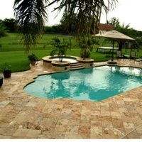 Swimming Pool Renovations   Pool Design Ideas Pictures | Clipboard  Jacuzzi/hot Tub