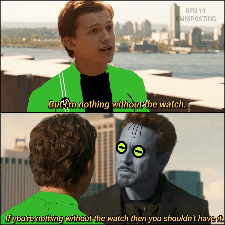 Ben 10 Meme Generator