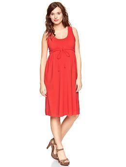 Drawstring dress | Gap
