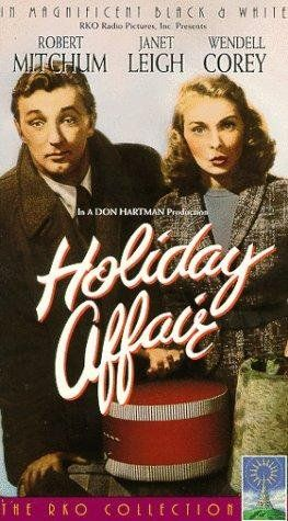 Holiday Affair Classic Christmas Movies Romantic Christmas Movies Great Christmas Movies