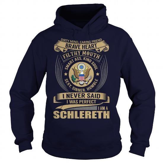 SCHLERETH Last Name, Surname Tshirt - #zip up hoodie #pullover sweatshirt. SCHLERETH Last Name, Surname Tshirt, black sweater,sweater storage. LOWEST SHIPPING =>...