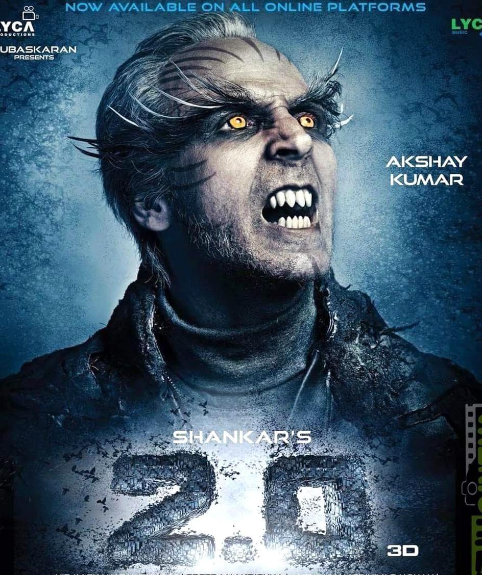 Akshay Kumar Upcoming Movie Posters