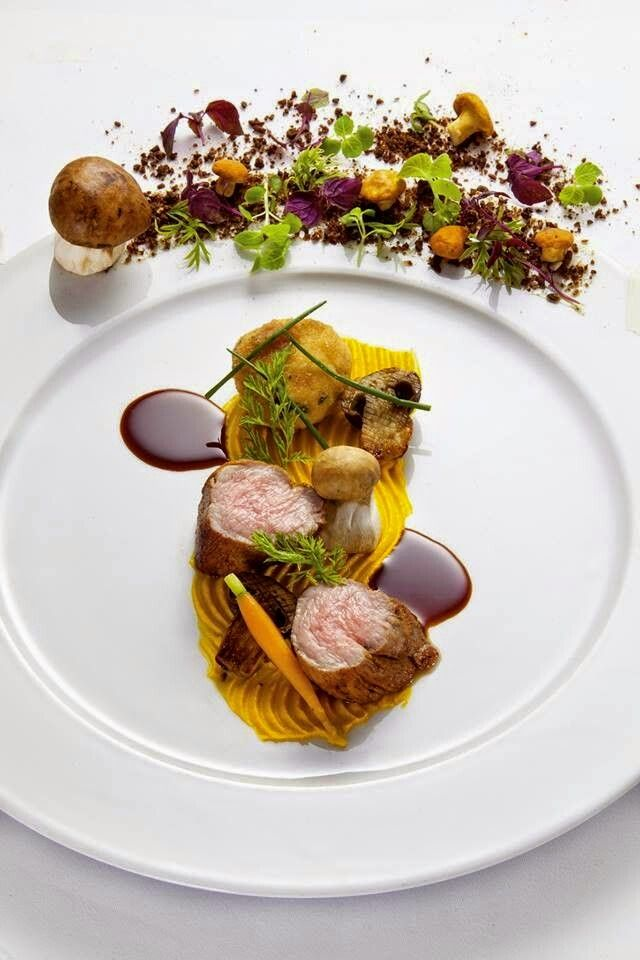 Photo of Pork fillet in port wine sauce