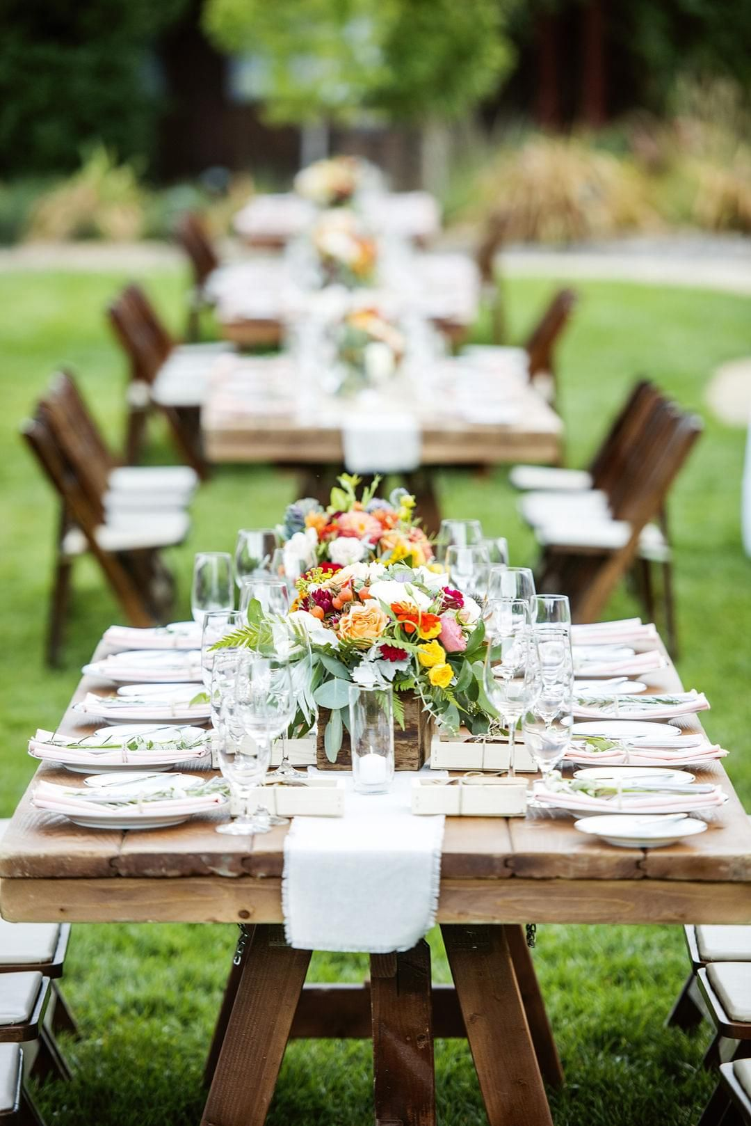 The Smarter Way To Wed Pinterest Picnic Wedding Receptions