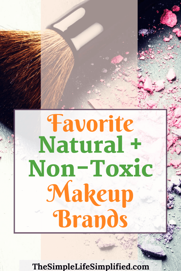 Toxic Free Makeup Brands For A Clean Beauty Routine