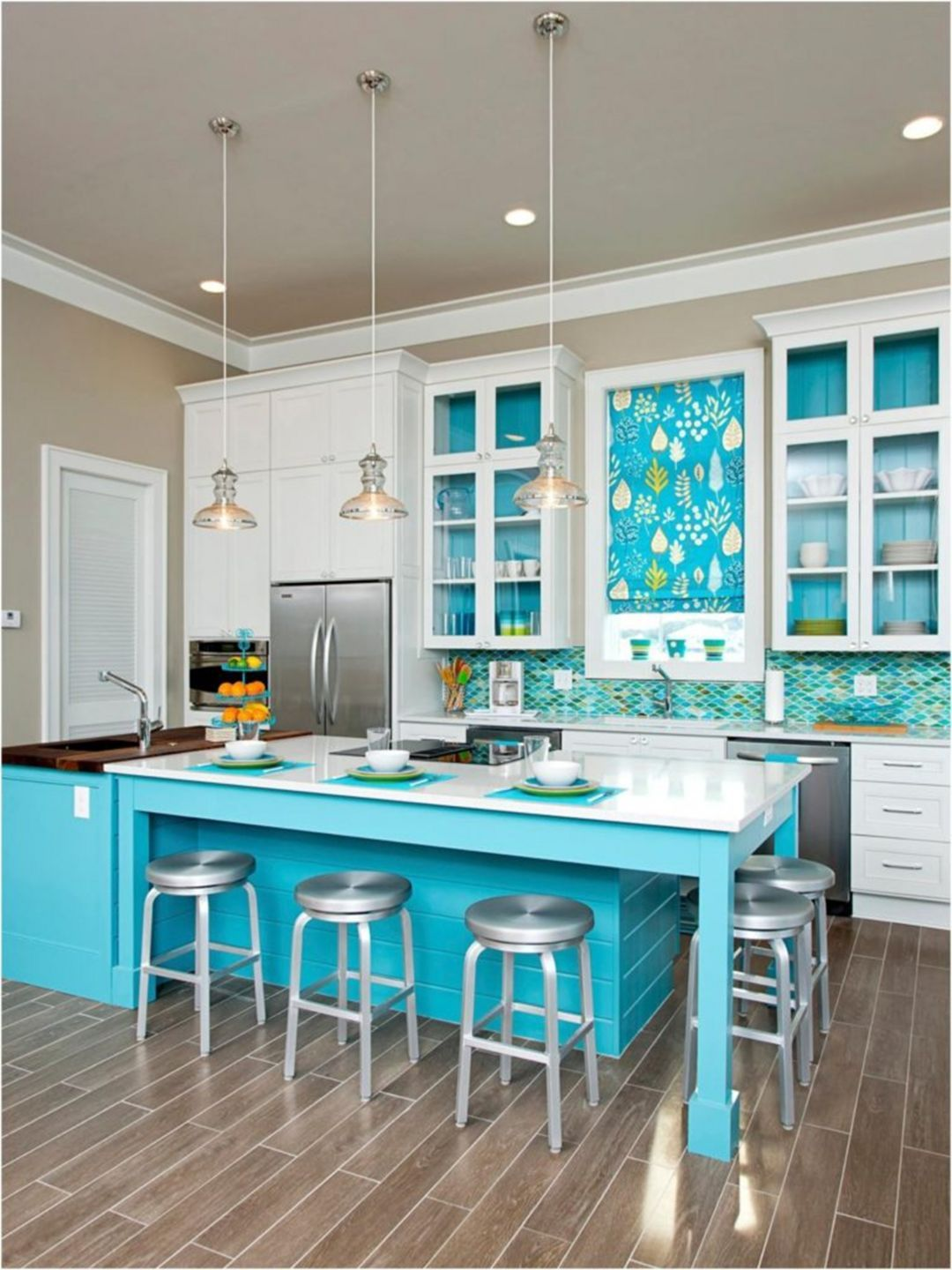 15 Impressive Gray and Turquoise Color Scheme Ideas for ...