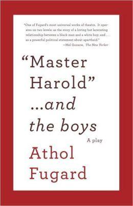 Master harold and the boys full play pdf
