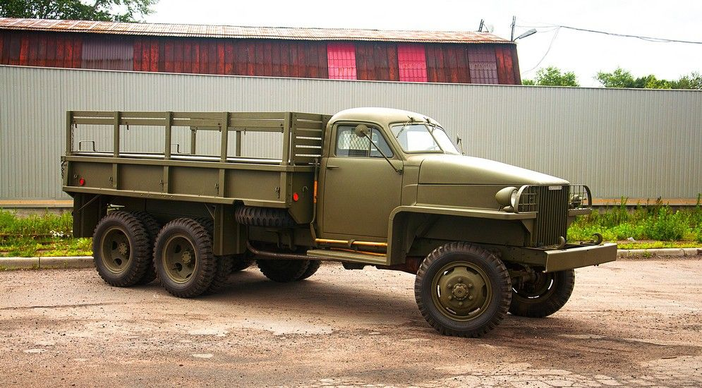Studebaker Us6 Army Truck Military Vehicles Studebaker Trucks