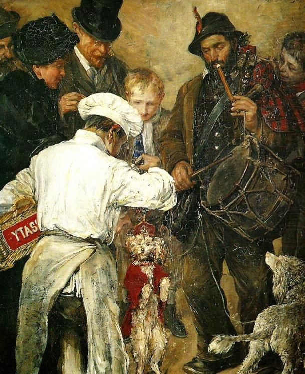 ERNST JOSEPHSON (1851-1906)