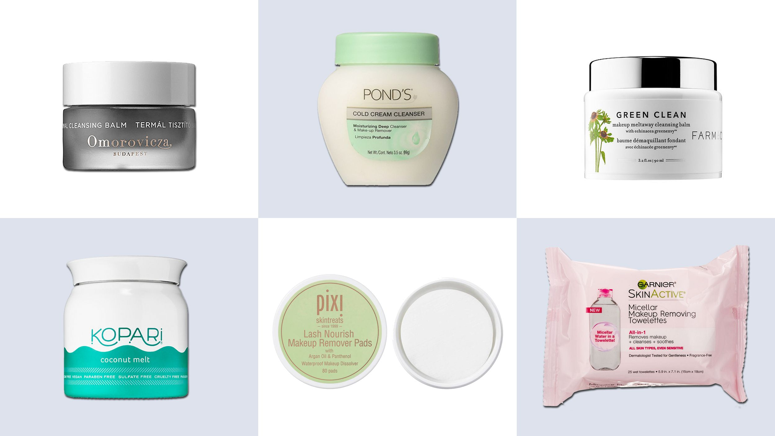 10 makeup removers that will help improve your complexion