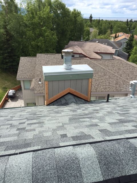 Premier Roofing Co 907 346 4131 Anchorage Alaska Malarkey 3m Legacy Shingles Oxford Grey Roofing Roofing Contractors Commercial Roofing