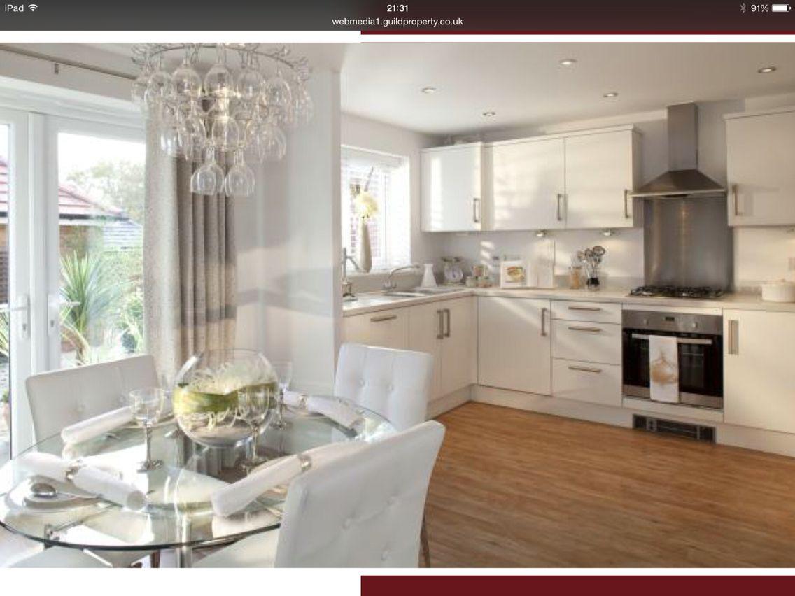 Kitchen | David wilson homes, Home decor, New homes