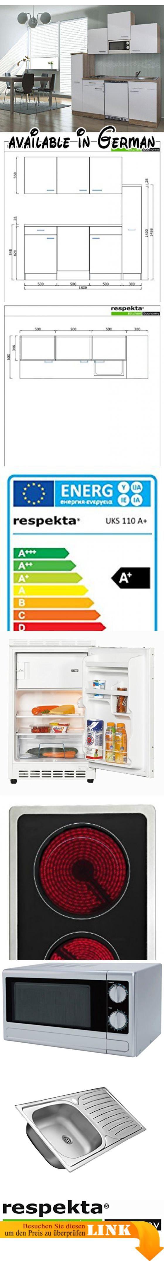 Küchenschränke um kühlschrank bevzkrrq  respekta single küche küchenzeile küchenblock  cm