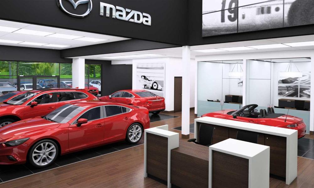 Mazda Dealership Design Google Search Design Mazda Dealership
