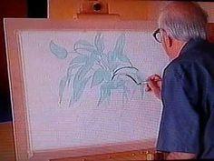 Curso de Dibujo y Pintura. Acuarela lección2 - YouTube