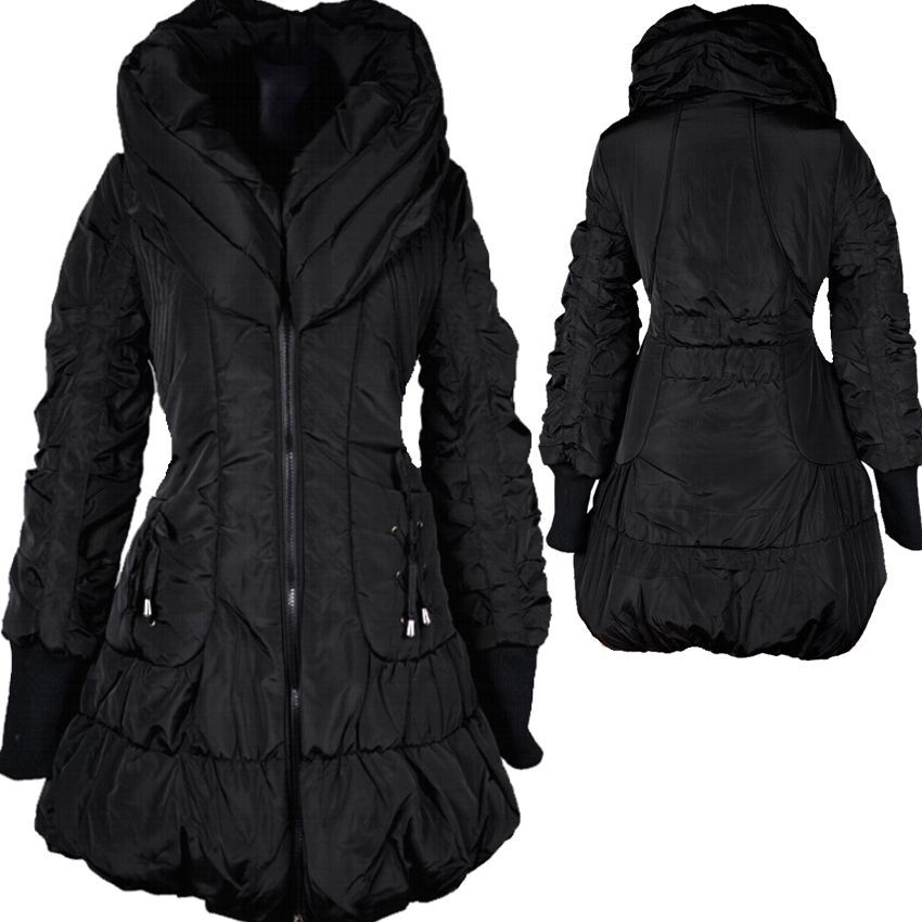 lagenlook | WINTER MANTEL BALLON LAGENLOOK PARKA JACKE