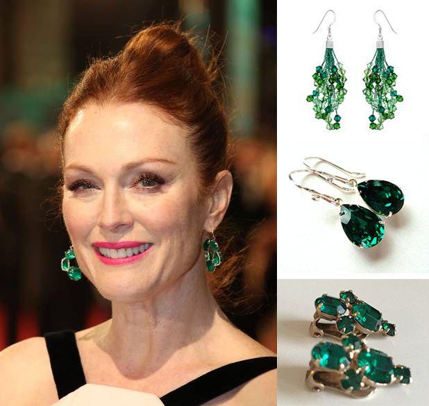 Por Items For Emerald Earring On Etsy Earrings Teardrop Clarajewellery Wedding Jewelry Gold Bridal By Beyourselfjewelry