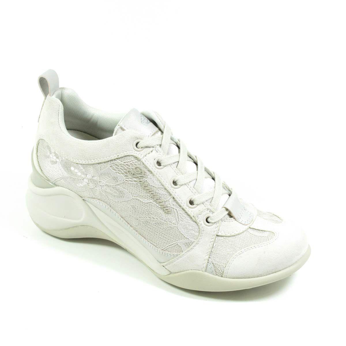 Sneakers Fornarina (SE8271WVA) outlet primavera / estate Ghiaccio