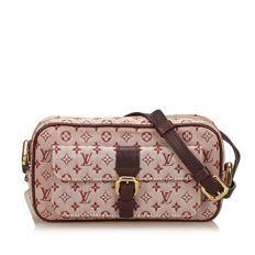 a63ccd4d0a4c Louis Vuitton - Monogram Mini Lin Juliet MM   Bags and clutches   Pinterest