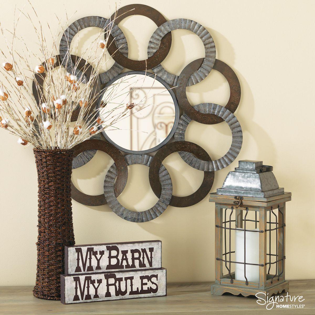 My Barn, My Rules! NEW Vintage Famhouse Home Décor, Barn House Wall Décor,  Home Organization, LED Candles, Horse Prints, Lanterns, Vases, Storage, ...