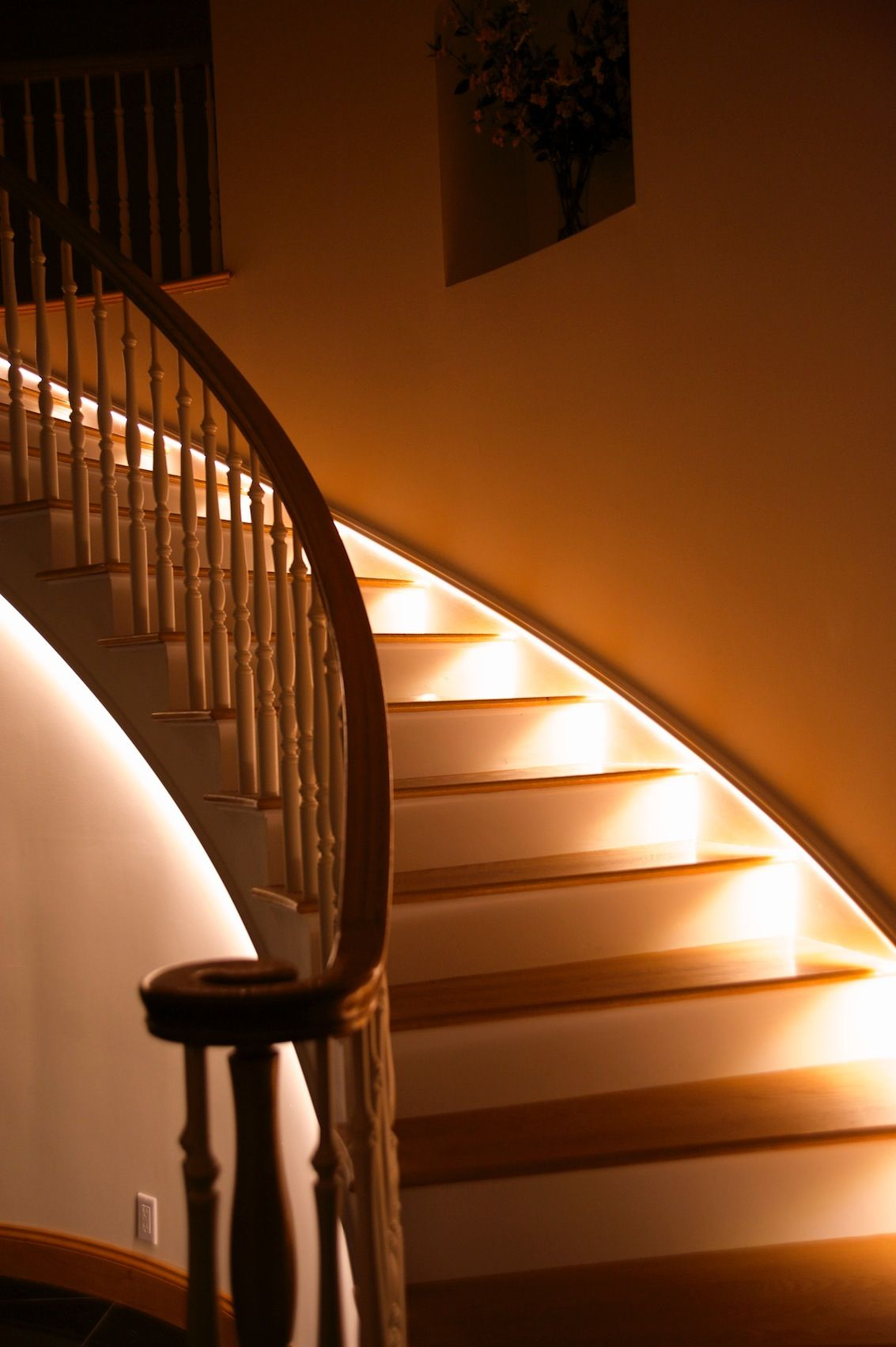 flexfire leds accent lighting bedroom. Decoration : Glamorous Led Staircase Lighting Flexfire Leds Stairway Home Depot Interior Accent Ideas Deck Indoor Fixtures With Occupancy Sensor Wireless Bedroom