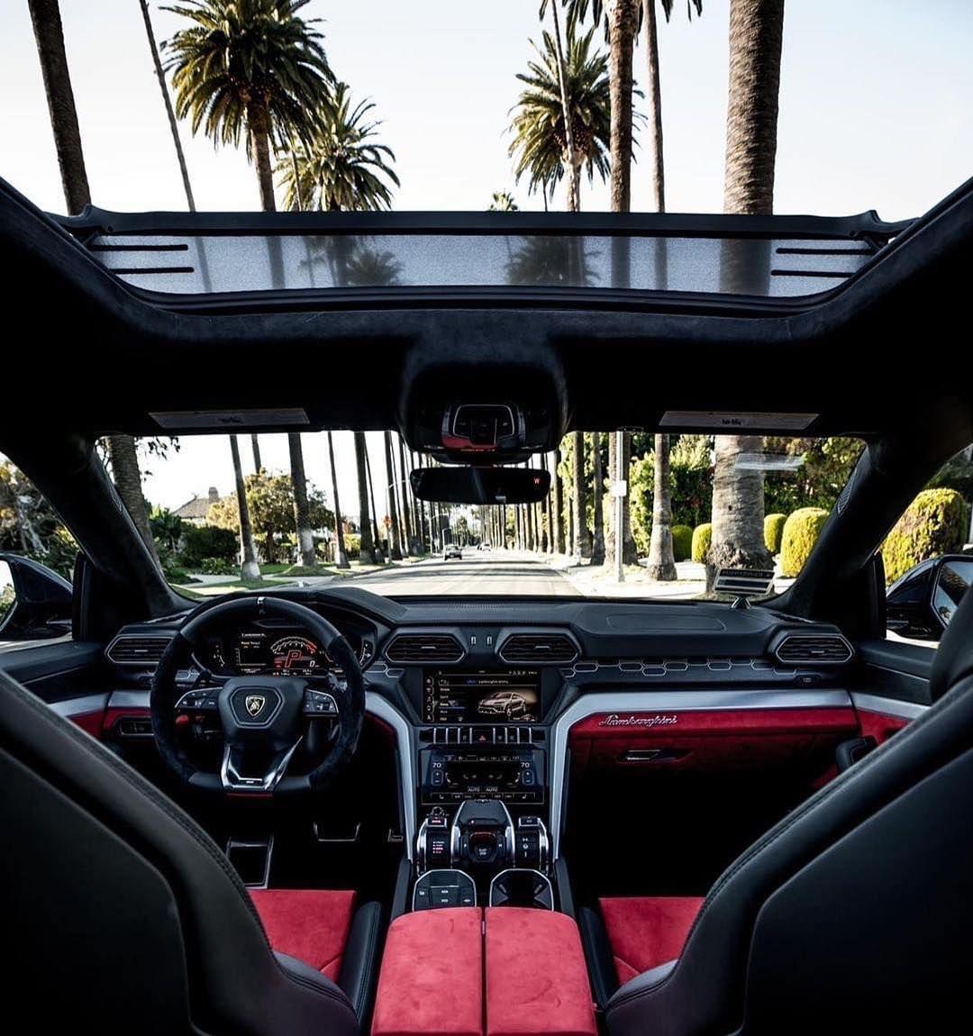 Luxury Interiors On Instagram Lamborghini Urus Interior By