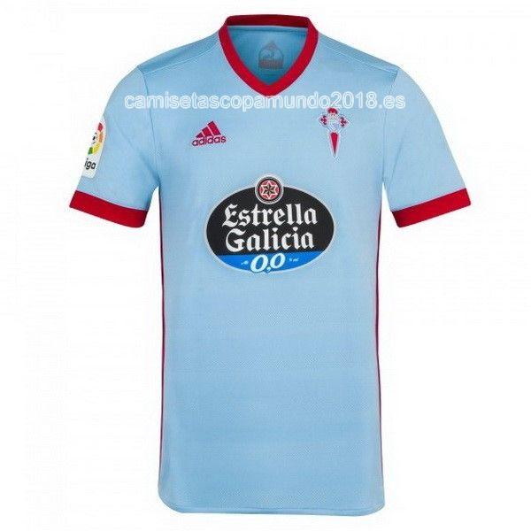 Primera Camiseta Del Celta de Vigo 2017 2018  a165353fd5b62