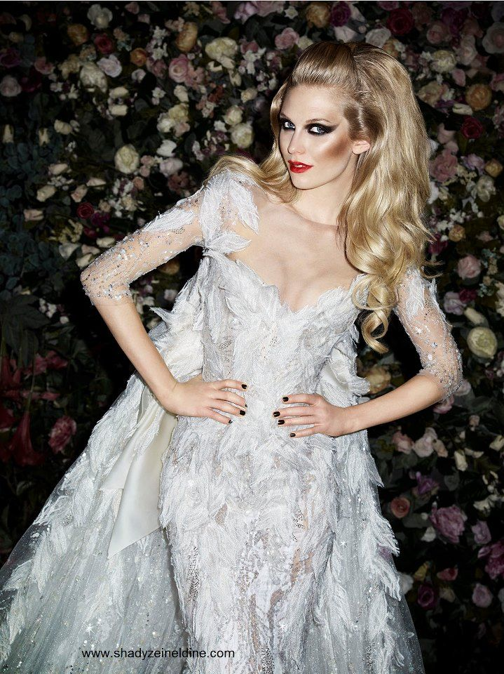 Shady Zeineldine Wedding Gowns Collection 1. | SHADY Me Baby ...