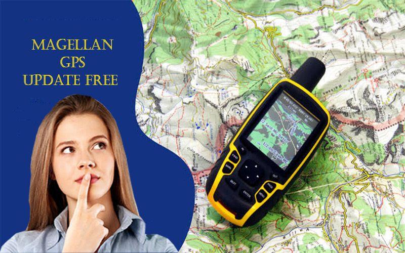 TomTom updates free download Magellan GPS update free in