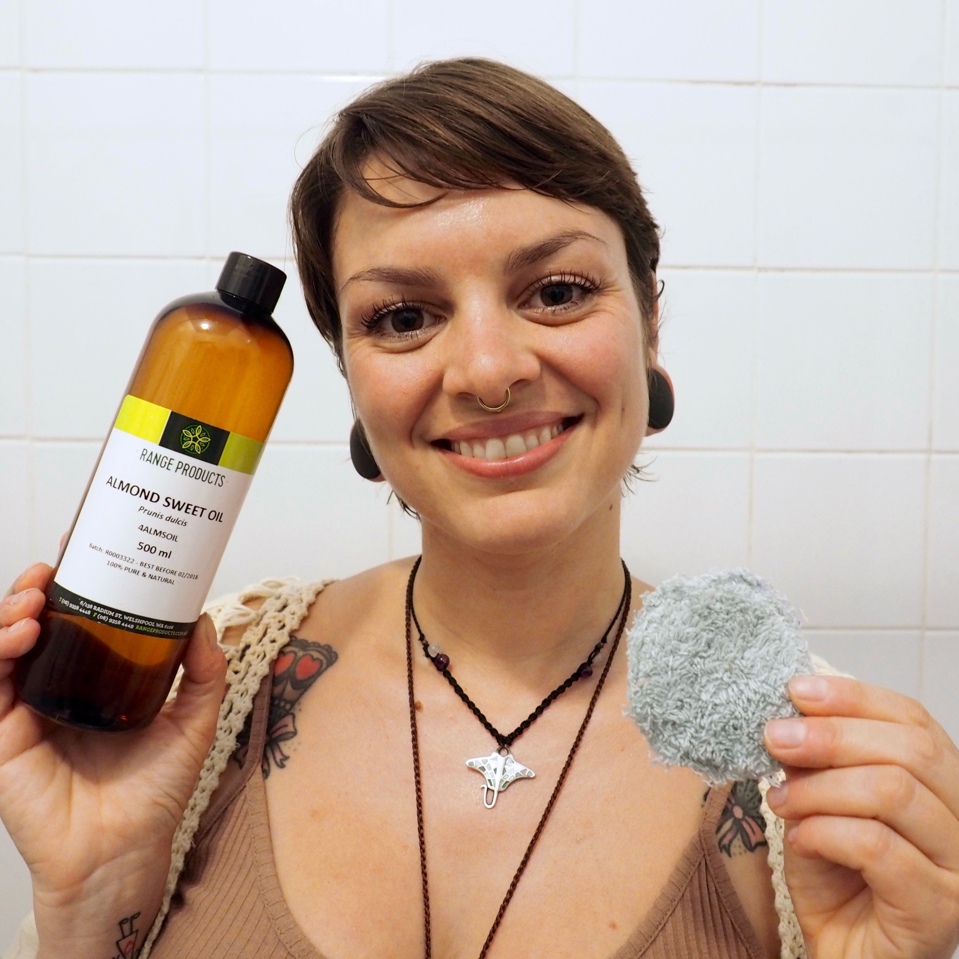 Zero Waste Makeup Removal Makeup remover, Makeup, How to