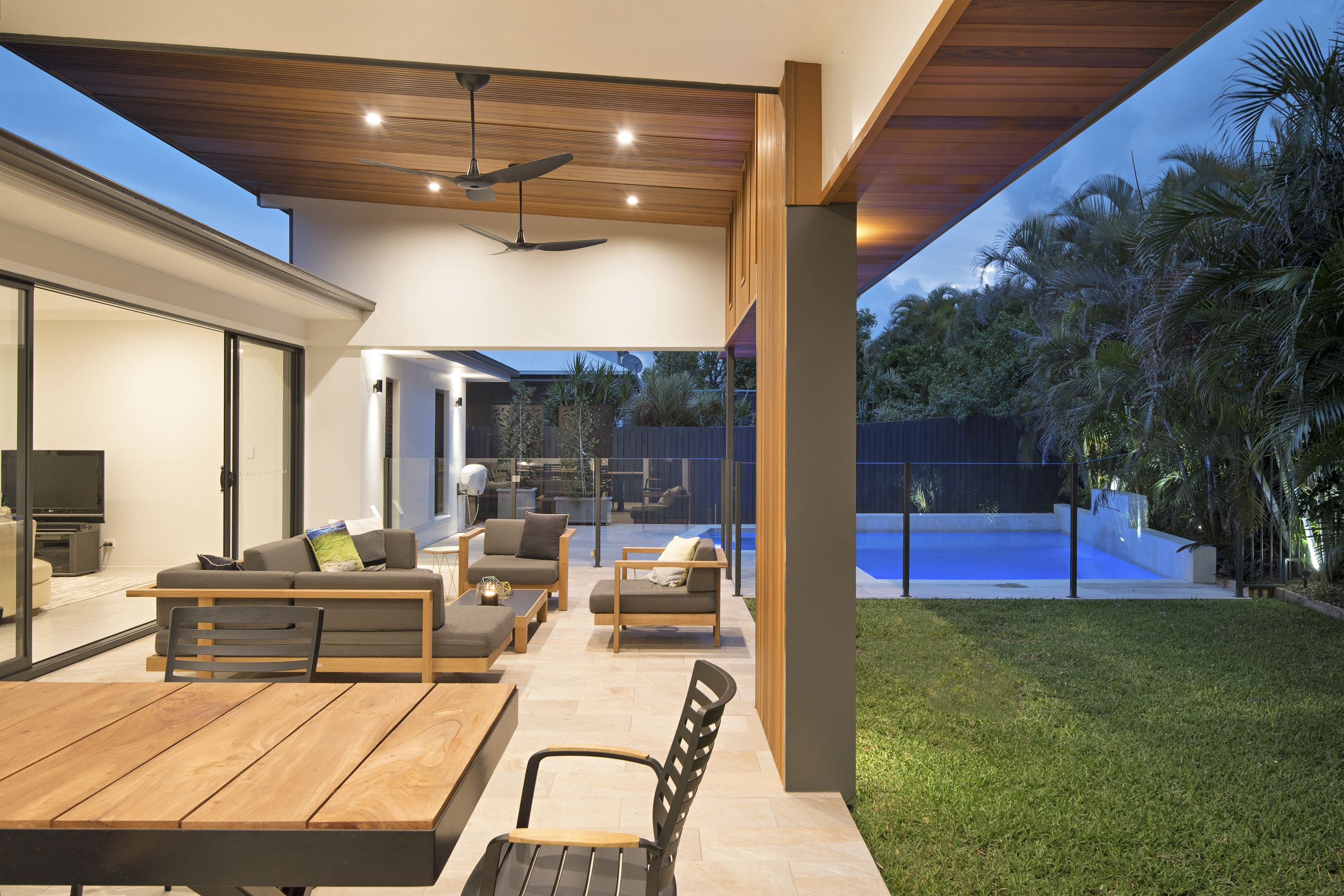 Entertainment Area Design (With images) | Outdoor ... on Small Backyard Entertainment Area Ideas id=34357