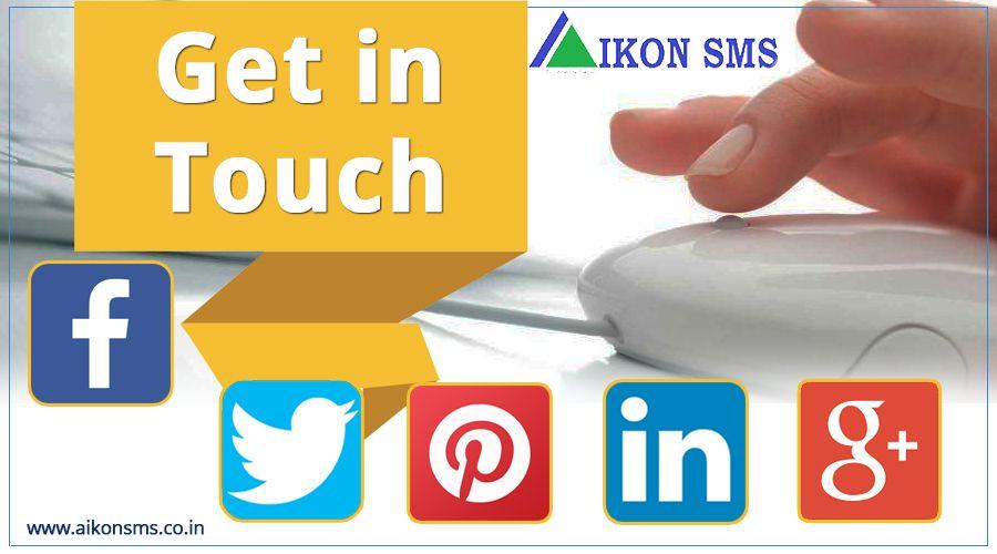 Pin by Aikon E Solutions PVT LTD on Bulk SMS Service Sms