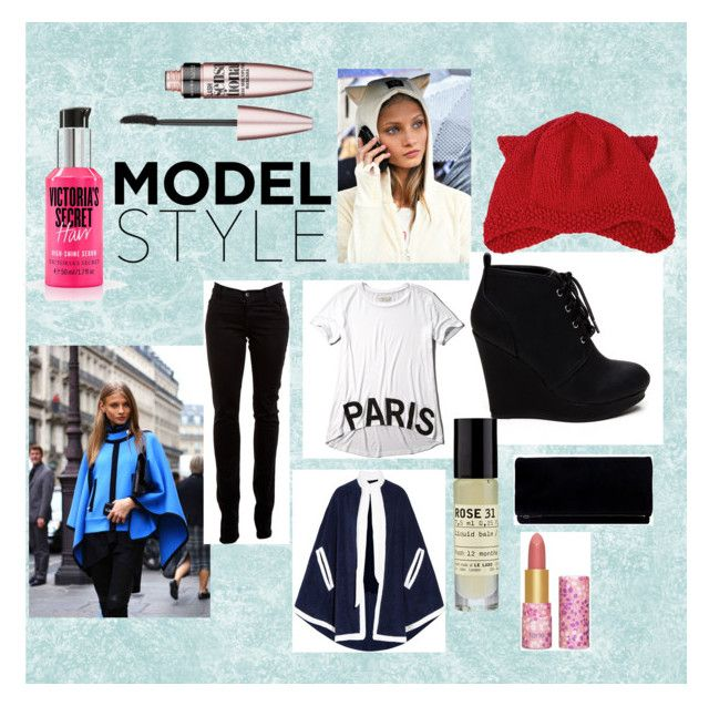 """model off duty style"" by petra-blefluf on Polyvore"