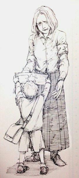 Reiner Braun Karina Braun Reiner S Mother Shingeki