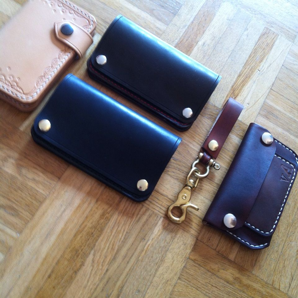 Some wallets for sale Hit me up if you are interested Tobiasvonappen@gmail.com