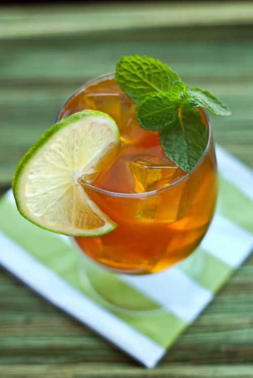 Indian Spiced Tamarind Cooler by thewellseasonedcook #Beverages #Tamarind #Indian