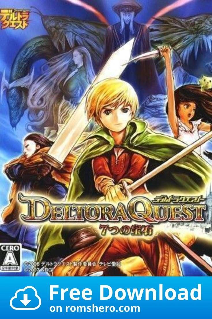 Download deltora quest 7tsu no houseki nintendo ds