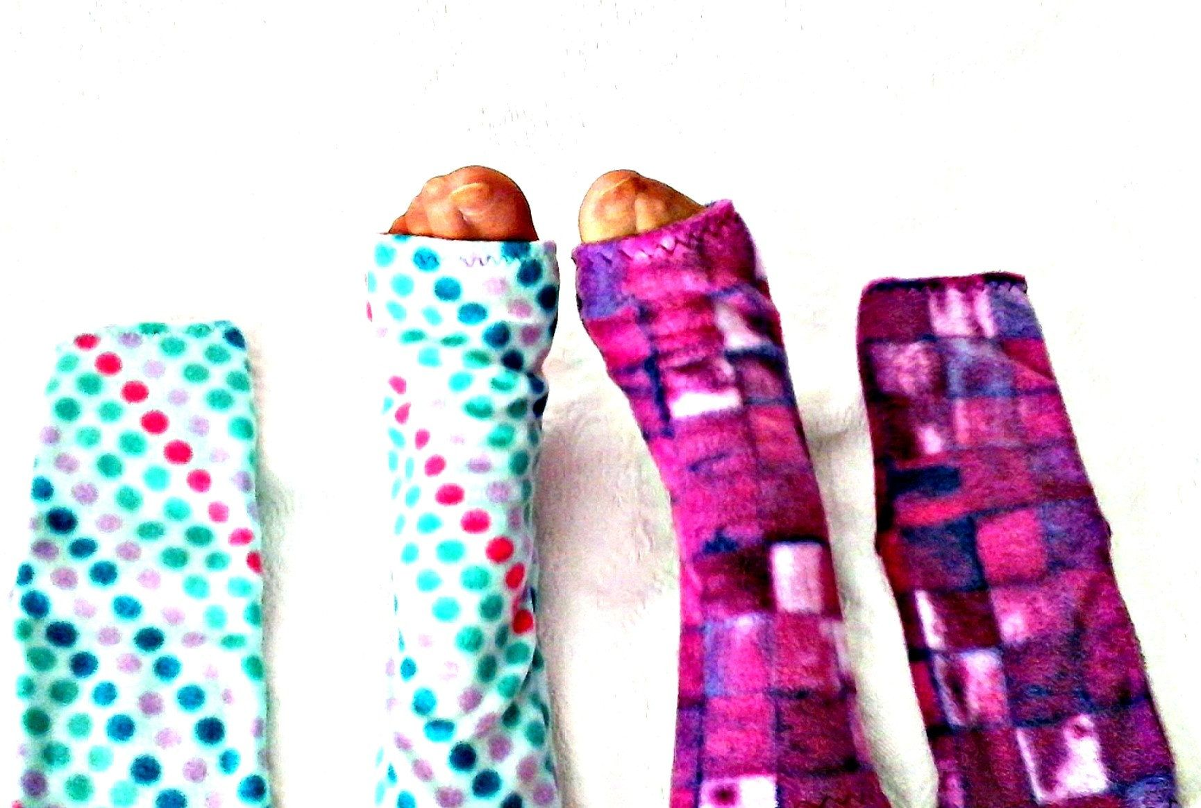 Toeless socks for yoga, dance (With images) Warm socks