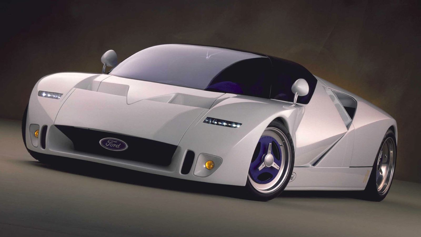 The Ford Gt90 May Have Been The Greatest Concept Car Ever Ford