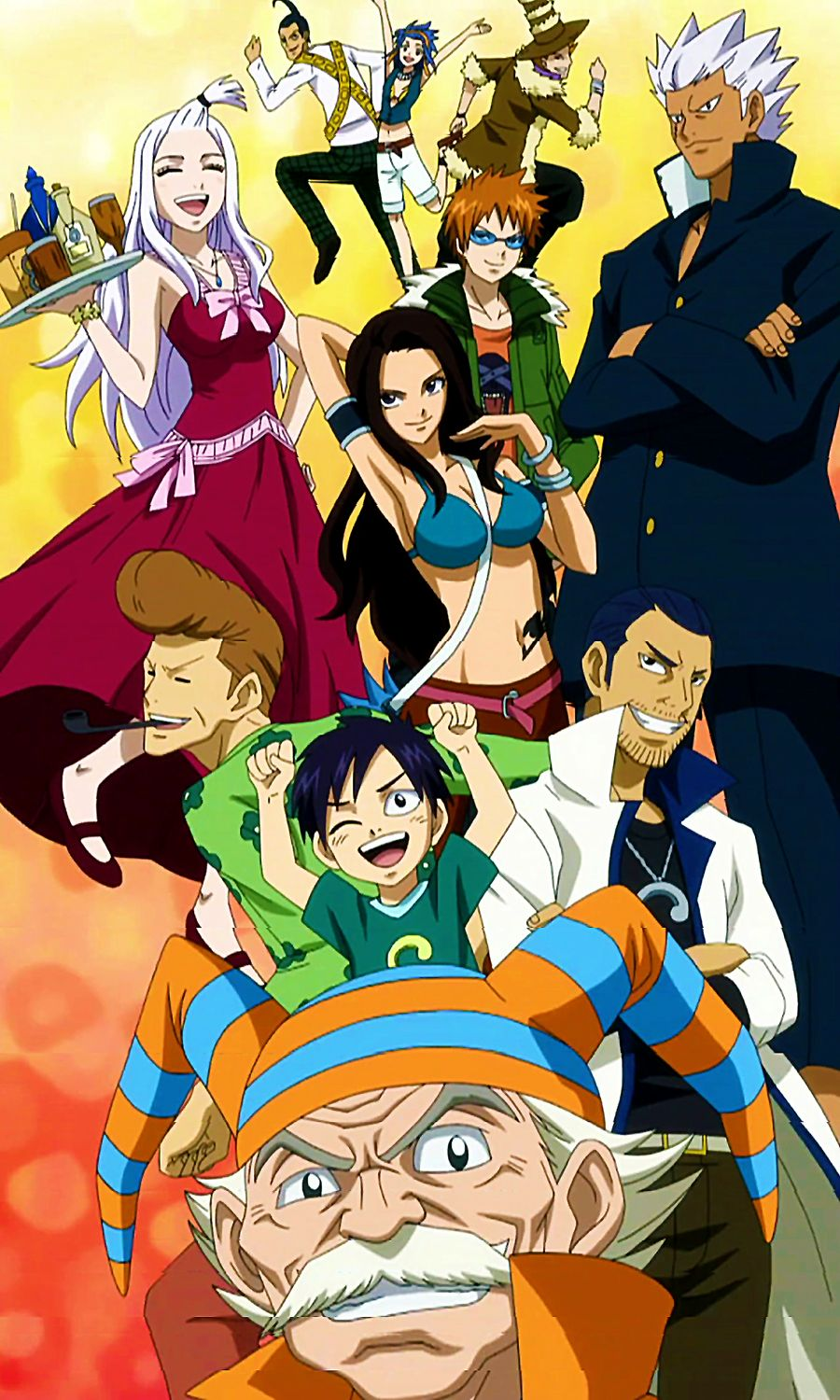 Fairy Tail is the Best!!!!!!!!!!!! Fairy tail anime