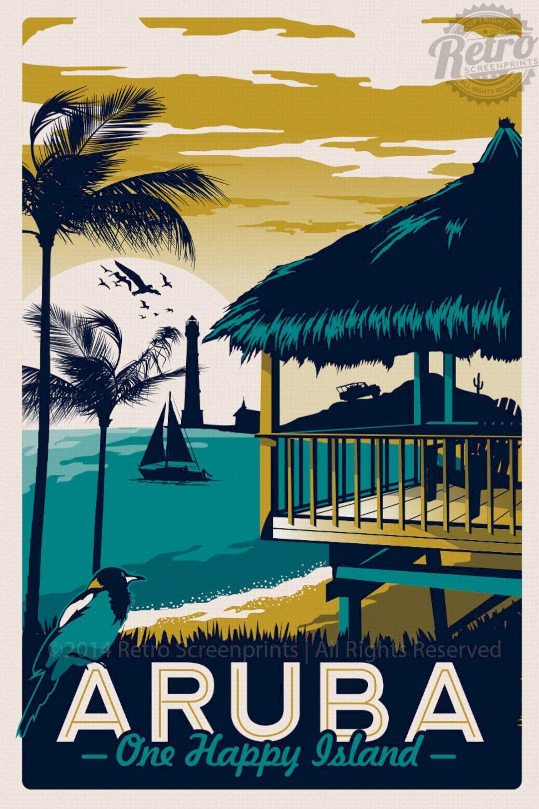 Poster design ideas - Awesome Retro Poster Design Ideas