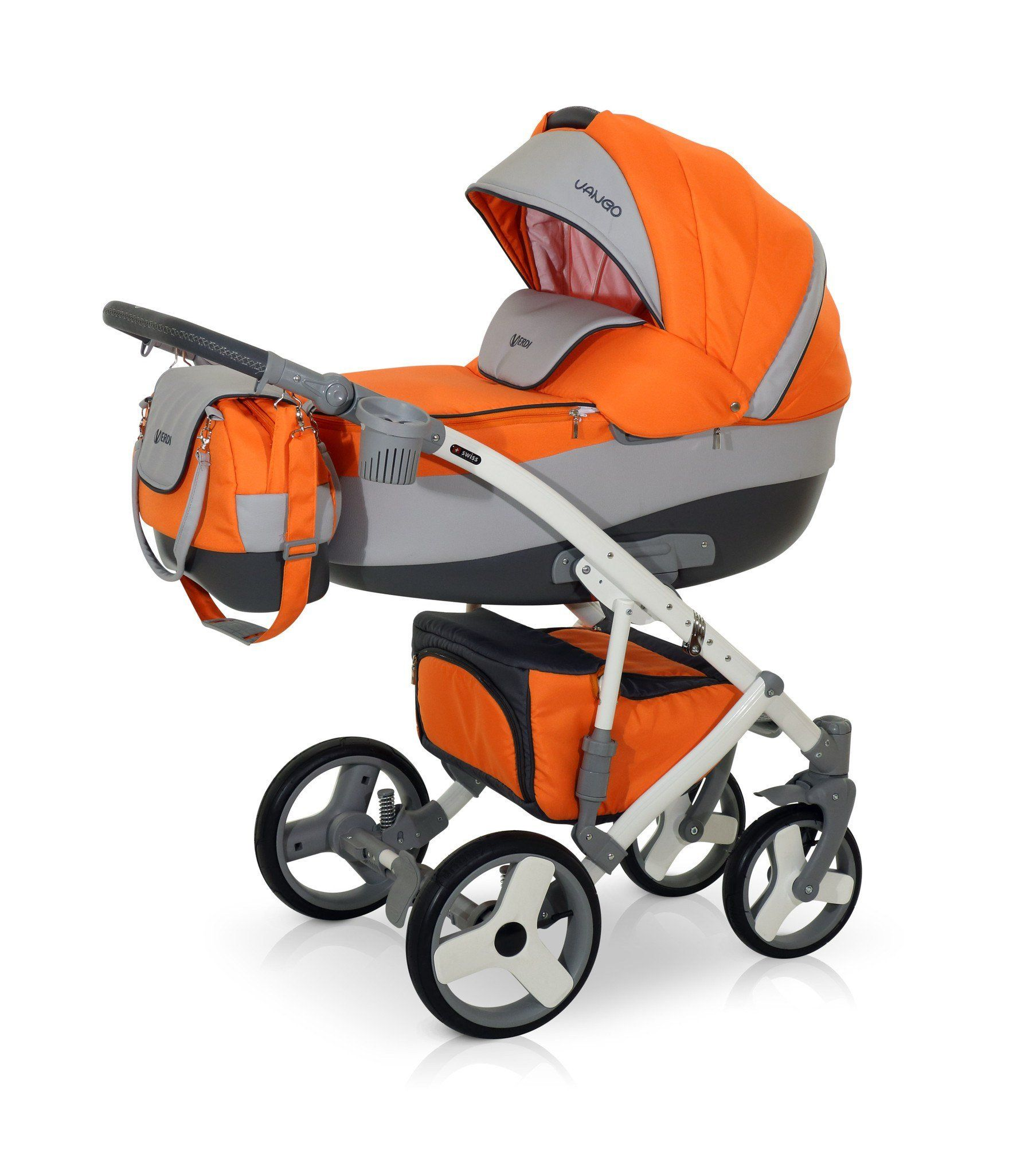 VANGO Eco Line 3in1 Baby strollers travel system