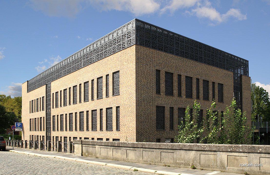 Architekten Hildesheim röben klinker bricks parkhaus hildesheim klinker